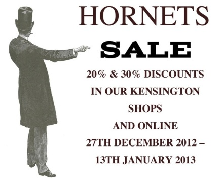 HORNETS SALE
