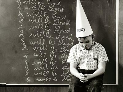 dunce hat