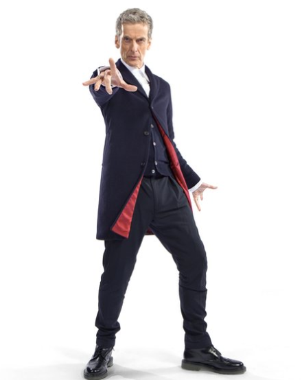 Capaldi Doctor Who
