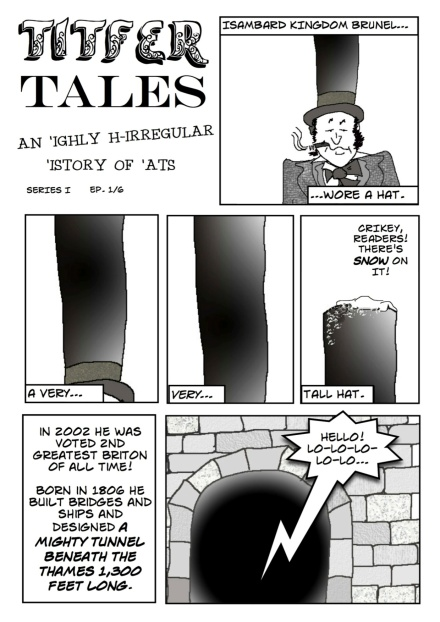 TITFER TALES 1 PAGE 1