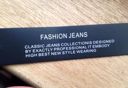 Dumb Fashion