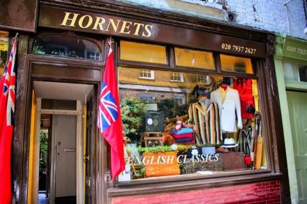 Hornets English Classics