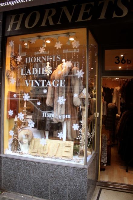 Hornets Ladies Vintage 01