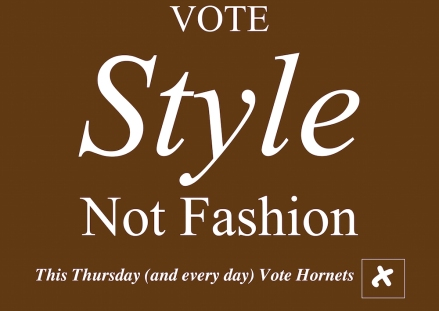 VOTE HORNETS