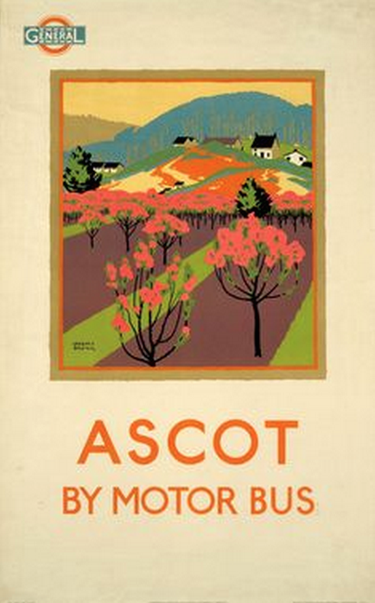 Ascot by Bus