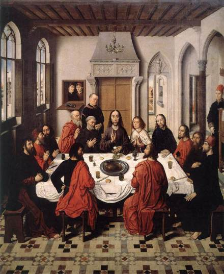 Dieric_Bouts_-_The_Last_Supper_-_WGA03003